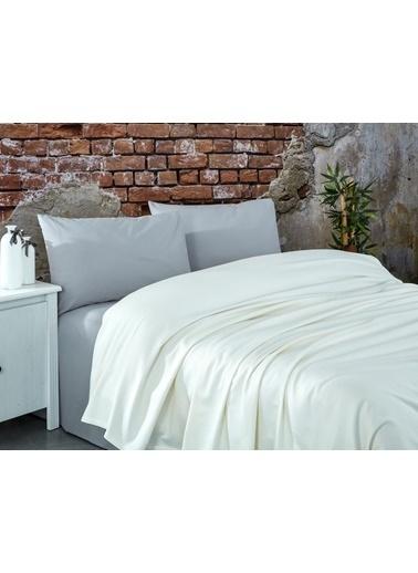 Komfort Home Çift Kişilik Ranforce Pike Takımı 200x230 CM Krem
